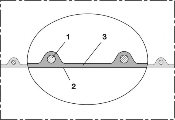PVC-Saugschlauch, mittelschwer; Ø 140mm; L:15m; AIRDUC® PVC 341